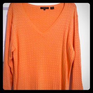 Jeanne Pierre plus size sweater